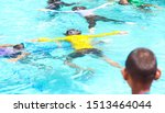 Diving Training For Children...