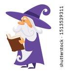 Magic Old Man Enchanter Or...