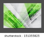 brochure design | Shutterstock .eps vector #151355825