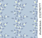 fashionable pattern in small... | Shutterstock . vector #1513790777