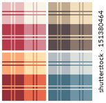 set of various multicolor types ... | Shutterstock . vector #151380464