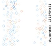 rhombus backdrop minimal... | Shutterstock .eps vector #1513904681