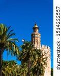 The Tower of Gold (Torre del Oro),is a dodecagonal military watchtower in Seville, southern Spain.