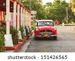 Havana  Cuba May 14  Street...