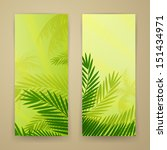 vector illustration of two... | Shutterstock .eps vector #151434971