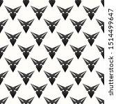 seamless vector pattern of... | Shutterstock .eps vector #1514499647
