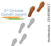 illustration of india... | Shutterstock .eps vector #1514538017