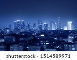 Night View Of The City Life....