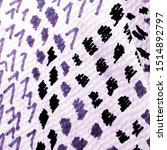 Snake Skin Pattern. Lilac...
