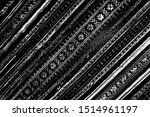 abstract background. monochrome ... | Shutterstock . vector #1514961197