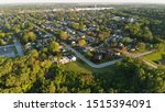 Aerial View Of Residential...