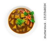 Thai Fish Organs Sour Curry...