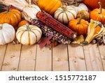 Assortment of fall mini...