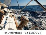 Sailing Yacht Race