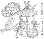 coloring pages. coloring book...   Shutterstock .eps vector #1516090784