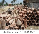 Traditional Egyptian Pottery...