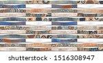Vintage Wall Art Decor Colored...