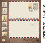 Vintage Envelope Designs And...