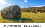 Beautiful Field Haystack Rolls...