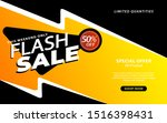 flash sale discount banner...