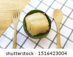 thai dessert style  top view of ... | Shutterstock . vector #1516423004