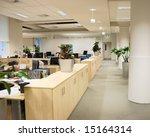 office work place   Shutterstock . vector #15164314