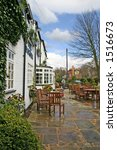 traditional english country pub ... | Shutterstock . vector #1516673