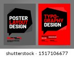 template design with talk...   Shutterstock .eps vector #1517106677