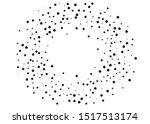 splatter background. dot work... | Shutterstock .eps vector #1517513174