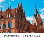 Old Townhall Hannover Germany   ...