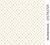 vector seamless pattern. modern ...   Shutterstock .eps vector #151761725