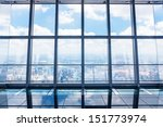 interior of modern buildings | Shutterstock . vector #151773974