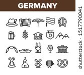 germany country culture... | Shutterstock .eps vector #1517790041