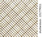 wooden lattice. isolated on... | Shutterstock . vector #151779011