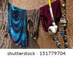 traditional village in muscat ... | Shutterstock . vector #151779704