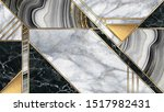 Abstract Art Deco Background ...
