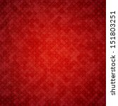 red texture background . vector ... | Shutterstock .eps vector #151803251
