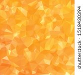 orange polygonal mosaic... | Shutterstock .eps vector #1518430394