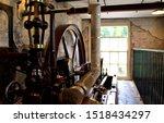 Steam Engine Of Victorian...