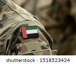 Flag Of United Arab Emirates ...