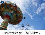 chair carousel | Shutterstock . vector #151883957