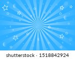 abstract ray background.... | Shutterstock .eps vector #1518842924