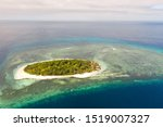 A Small Island Surrounded By...
