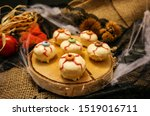 Halloween Sweets Eye Shaped And ...