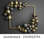 abstract darck color frame as... | Shutterstock . vector #1519023791