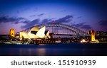 sydney  australia   sept 1  ... | Shutterstock . vector #151910939