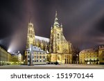 Side View Of St. Vitus...