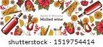 hot drinks for design. mulled...   Shutterstock .eps vector #1519754414