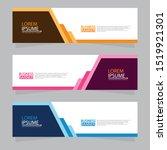 vector abstract design web... | Shutterstock .eps vector #1519921301
