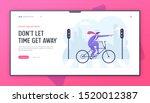 city life website landing page. ... | Shutterstock .eps vector #1520012387